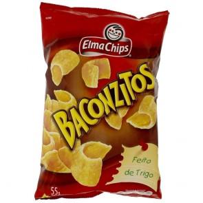 Salgadinho Baconzitos Elma Chips 55g