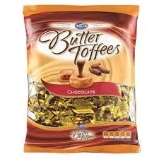 Bala Arcor Toffees Chocolate 130g