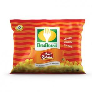 Batata Pré Frita Bem Brasil 400g
