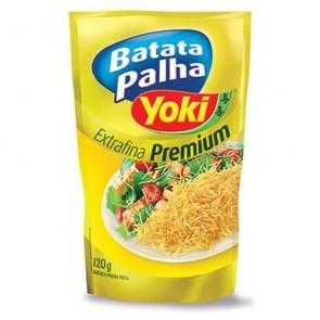 Batata Palha Yoki Extrafina 120g