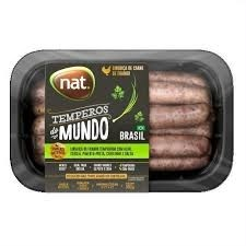 Linguiça de Frango Temperos do Mundo BRASIL Nat 500g