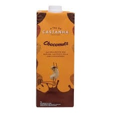 Bebida A Tal da Castanha Choconuts 1L