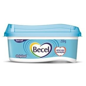 Margarina Becel Sem Sal 250g
