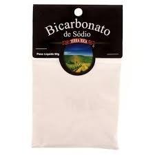 Bicarbonato de Sódio Terra Rica 60g