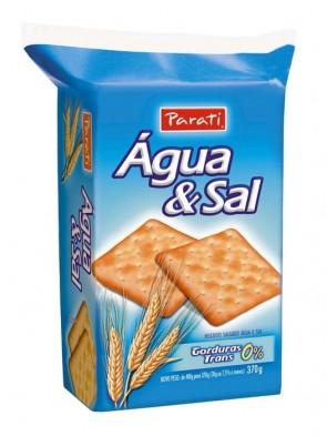 biscoito agua e sal parati