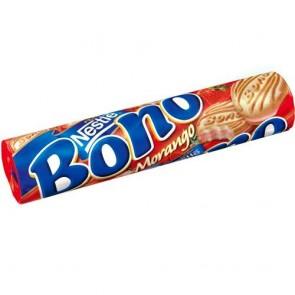 Biscoito Morango Bono 140g