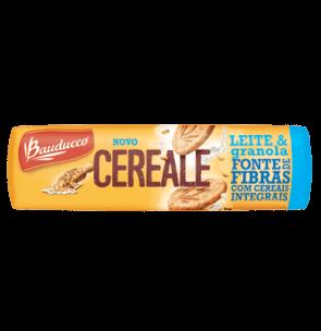 Biscoito Cereale Leite e Granola Bauducco 170g