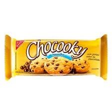Biscoito Chocooky Nabisco Baunilha 120g