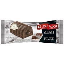 Bolinho Integral Zero Choco Casa Suíça 35g