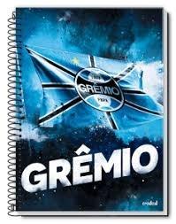 Caderno Grêmio 1M 96f Credeal