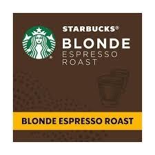 Café Starbucks Blonde Espresso Rost