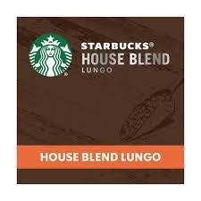 Café Starbucks House Blend Lungo