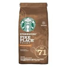 Café Starbucks Pike Place 250g