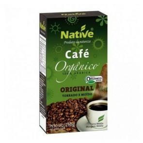 Café Native Orgânico Tradicional 250g