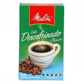 Café Descafeinado Clássico Melitta 250g