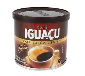 Café Pó Solúvel Iguaçu 50g