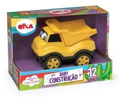 Caminhão Baby Construção 1040/1041 Elka