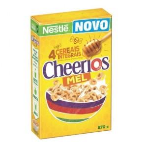 Cereal Nestle Cheerios Mel 270g