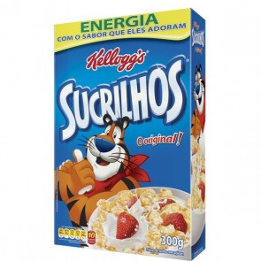 Cereal Sucrilhos Trad 300g Kelloggs