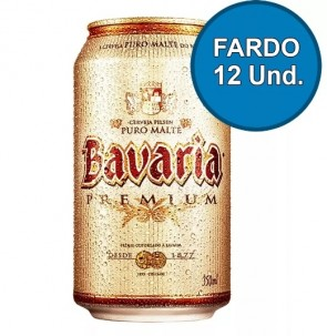 Cerveja Bavaria Premium pack 12 x 350 ml