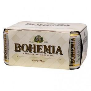 Cerveja Bohemia Pilsen pack 12 x 350 ml