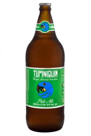 Cerveja Tupiniquim Pale Pale 1Litro