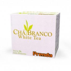 Chá Branco Prenda 10 saquinhos