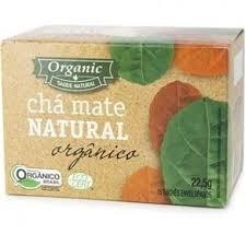 Chá mate Natural Orgânico Organic 15 saquinhos