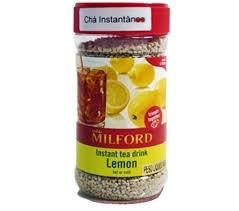 Chá instantâneo Limão Milford 400g