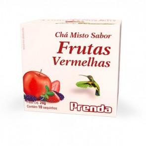 Chá Frutas Vermelhas Prenda 10 saquinhos