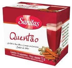 Chá Quentão 10 saquinhos Sanitas