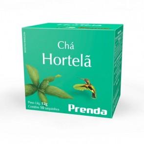 Chá Hortelã Prenda 10 saquinhos