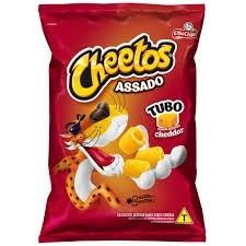Salgadinho Tubo Cheddar Cheetos 47g