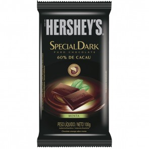 Chocolate Hershey's Special Dark 60% Cacau Menta 100g