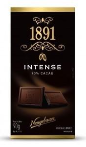 Chocolate 1891 Neugebauer Intense 70% Cacau 90g