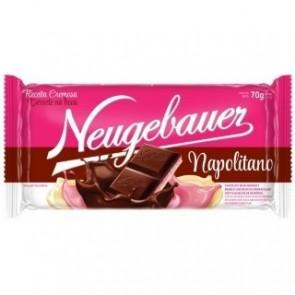 Barra de Chocolate Napolitano Neugebauer 70g