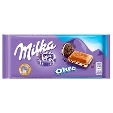 Chocolate Oreo Milka 100g
