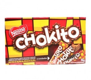 Nestlé Chokito C/3 96g