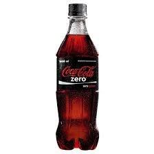Coca-Zero 600ml