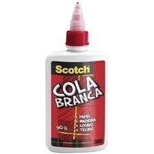 Cola Escolar Liquida Scotch 90g 3M