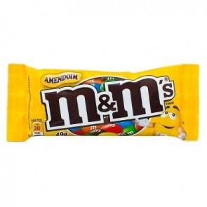 Confeitos de Amendoim Coberto com Chocolate M&M's 49g
