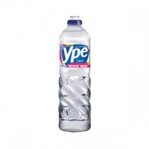 Detergente Líquido Ypê Clear