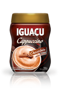Cappuccino Chocolate Iguaçu 200g