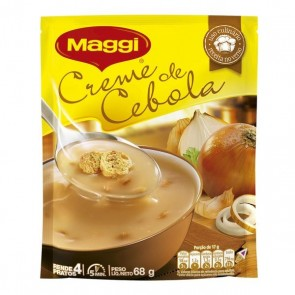 Creme Cebola Maggi 68g