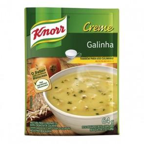 Creme de Galinha Knorr 64g