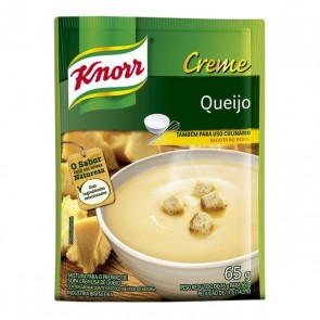 Creme queijo Knorr 65g