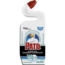 Limpador Pato Cloro Gel Poderosa Espumação 500ml