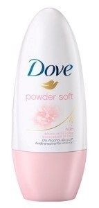 Desodorante Feminino Roll-on Powder Soft  Dove 50ml