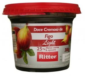 Doce de Fruta Figo light Ritter 380g