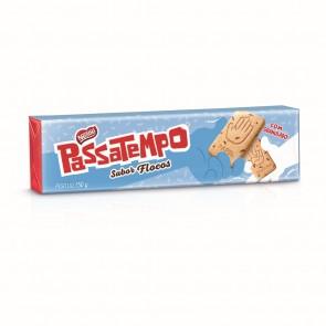 Biscoito Passatempo S/Recheio Flocos 150g